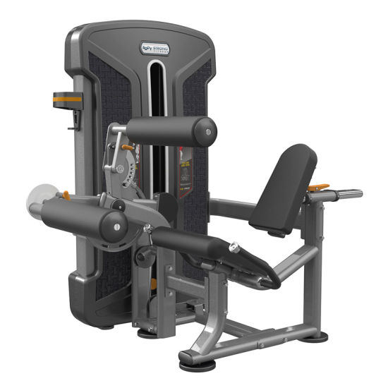 China Commercial Gym Equipment Seated Leg Curl Machine - China