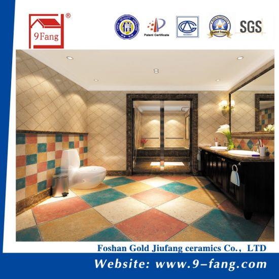 China Glazed Ceramic Floor Tile 500500mm China Tile Ceramic Tile