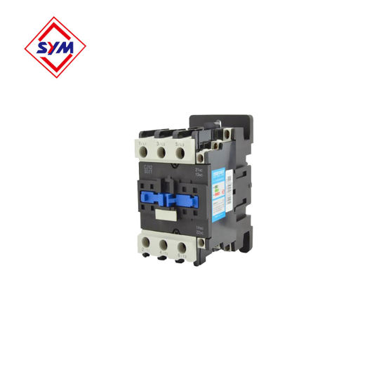 Ce Certificated Schneider AC Contactor with 3/4phase Coil Controls for Tower Crane Electrical Spare Parts
