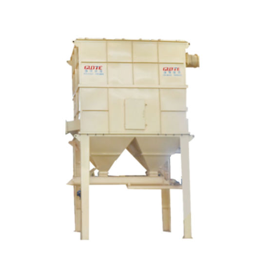 China Mdc High Stability Bag Type Cyclone Dust Collector for