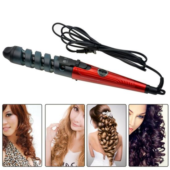 Automatic Electric Iron Hair Curling Machine pictures & photos