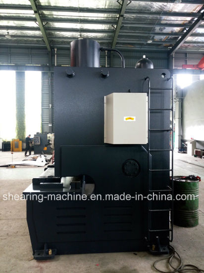 QC11k-40*4000 Hydraulic Guillotine Shearing Machine pictures & photos