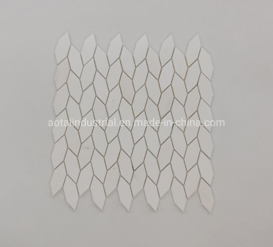 Best Price White Marble Mosaic Tile for Floor and Wall Tile