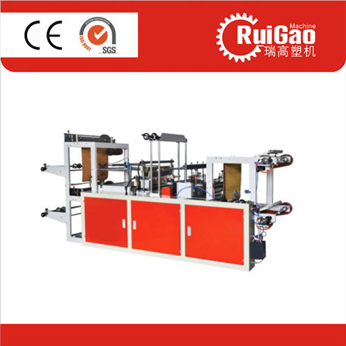 High Speed Continuous-Rolling Bag Making Machine