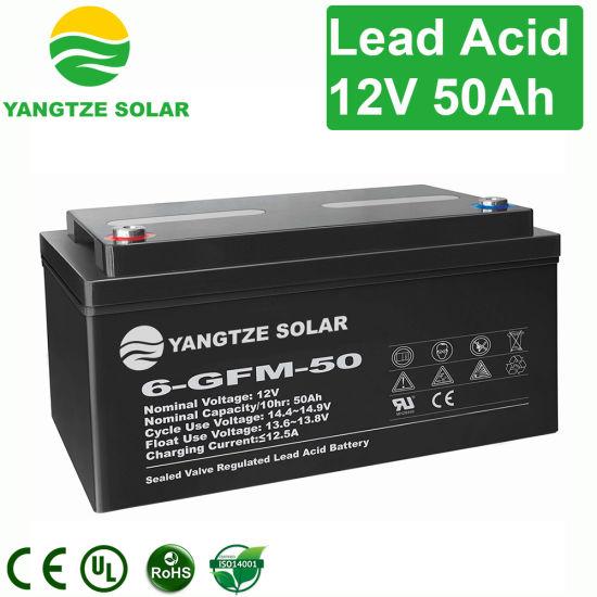 China 50ah 12V Deep Cycle Battery Charger China 12V Deep