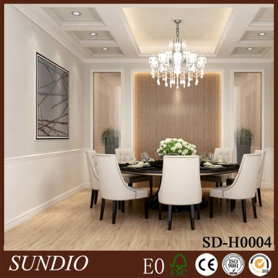 China Wpc Material High Quality Home Wall Clading For Interior Dining Room China Wpc Wall Panel Wood Plastic Composite Wall Board