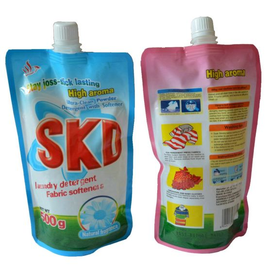 500g OEM High Effect Concentrated Liquid Detergent Liquid Laundry Detergent pictures & photos