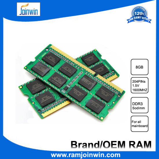 Computer Hardware DDR3 8 GB Notebook Memory pictures & photos