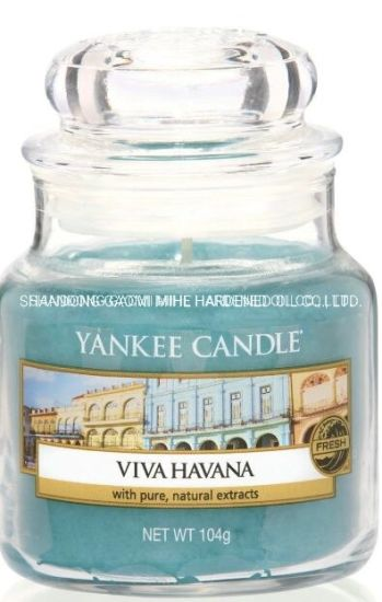 Wholesale Yankee Style Scented Glass Jar Candles, Wax Candle