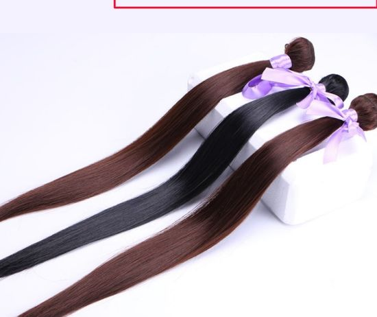Synthetic Hair, Wholesale Synthetic Hair Mixing Human Hair