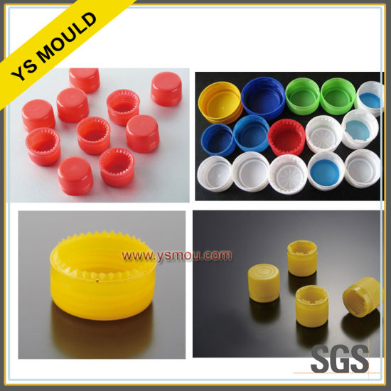 Hot Sale 28mm 30mm Plastic Injection Cap Mould (YS1)