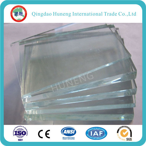 Super White Float Glass/Clear Float Glass/Reflective Glass for Building pictures & photos