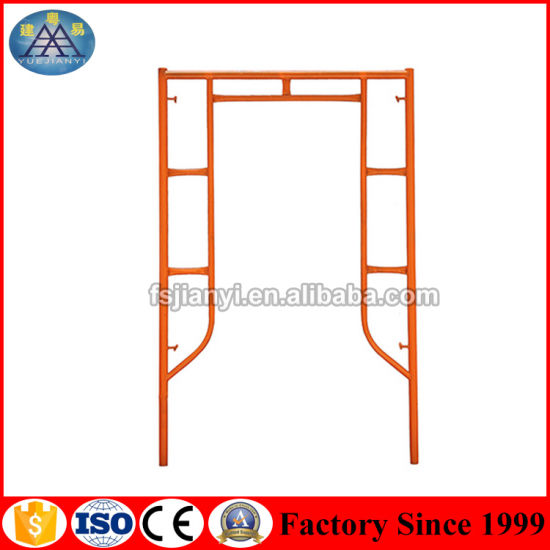 Portable Working Platform Frame Scaffolding System pictures & photos