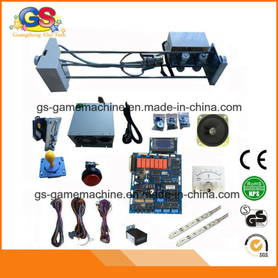 Malaysia Claw Toy Game Arcade Crane Claw Machine Kit with Parts pictures & photos