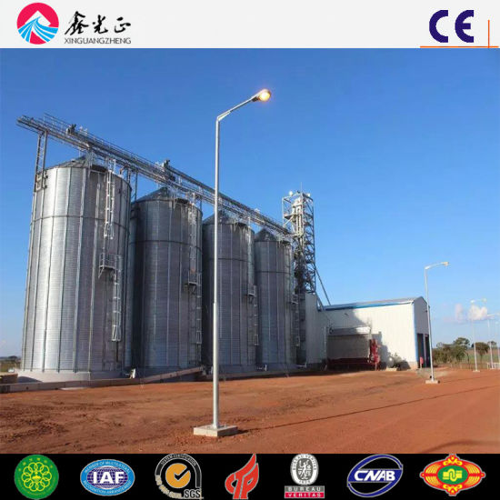 Prefabricated Steel Structure Building Material Steel Plant (Q345B/Q235B)