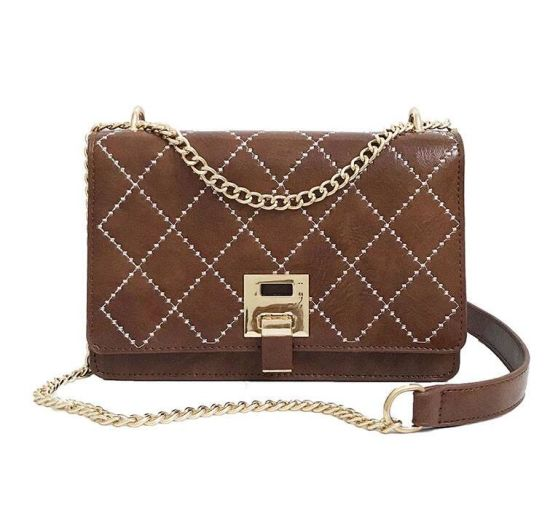 New Quality Lock Catch Women Las Pu Handbag Tote Bag Shoulder Retail Whole Fashion Design Bags
