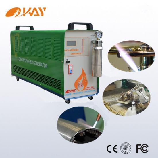 Oxy Hydrogen Copper Pipe Soldering Brass Copper Brazing Solder Machine