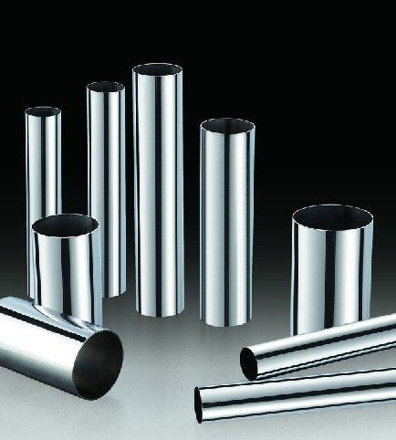 201 304 Welded/Seamless Polishing Stainless Steel Pipe (Round/Square /Rectangle) Manufacturer in China pictures & photos
