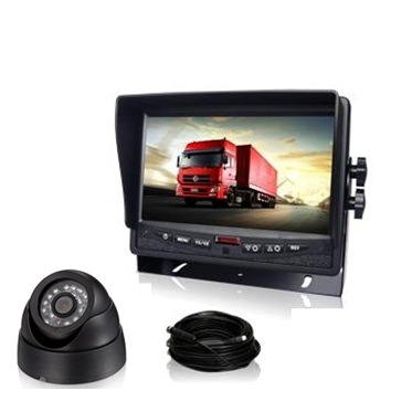 7inch Digital Car Monitor Night Vision Car Rear View Camera System pictures & photos