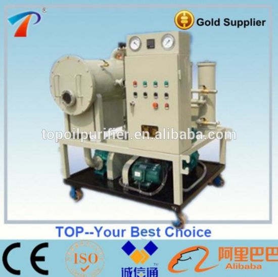Hv Vacuum Dielectric Fluids Flushing Equipment (ZYD-30)
