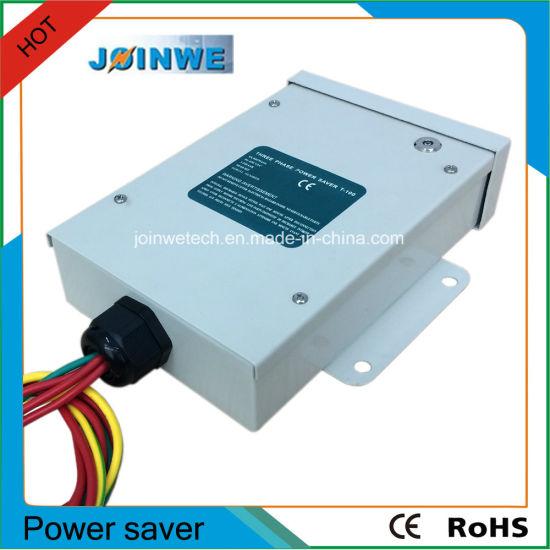 China Grey Metal Enclosure 3 Phase Energy Saving Power Factor Saver ...