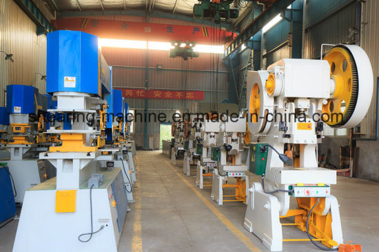 J23 Plate Punching Machine pictures & photos