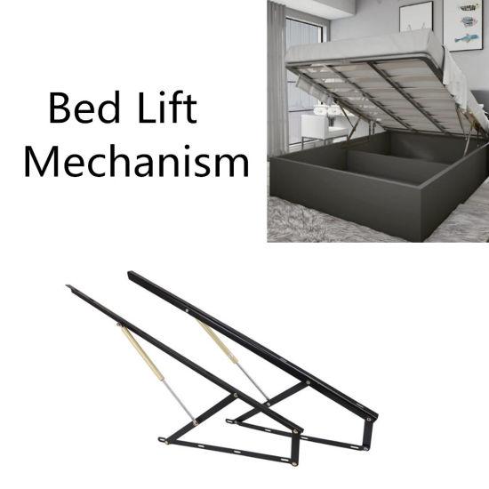 Incredible Good Quality Ottoman Storage Bed Lifting Hinge Mechanism Gas Strut Uwap Interior Chair Design Uwaporg