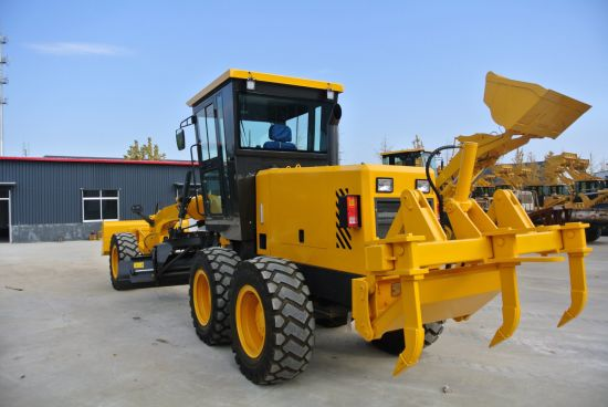 Eougem Komatsu Gr120 Motor Grader with High Quality Engine for Sale pictures & photos