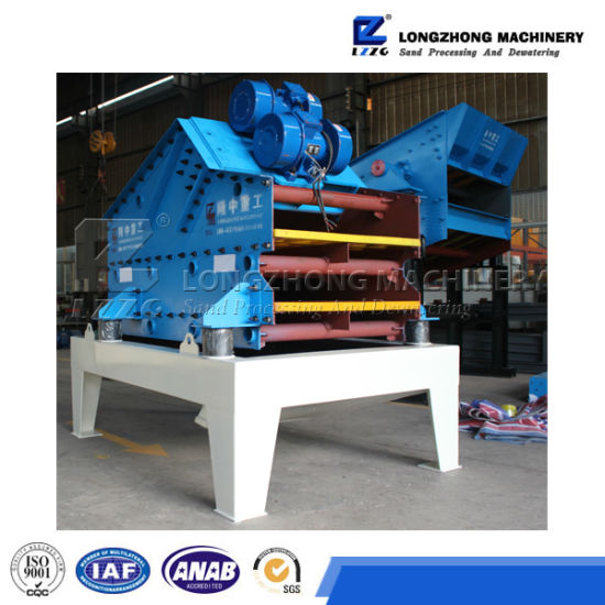 Double Sieve Delydration Machine for Sand, Tailings pictures & photos