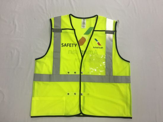 Reflective Clothing Flame Retardant Fireproof Safety Clothes
