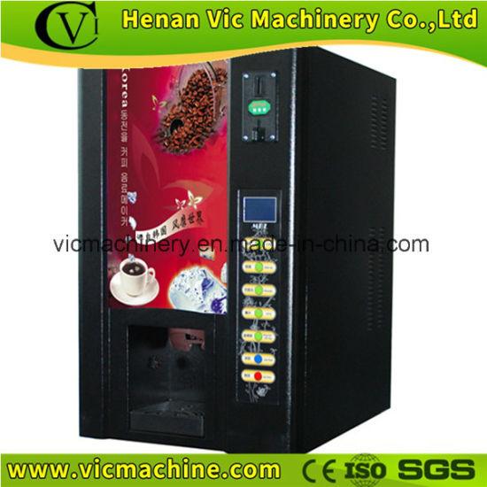 2018 Automatic Tea Coffee Vending Machine Price