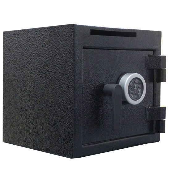 Digital Depository Drop Cash Safe Box Papers Jewelry Security Codes Hidden Locks