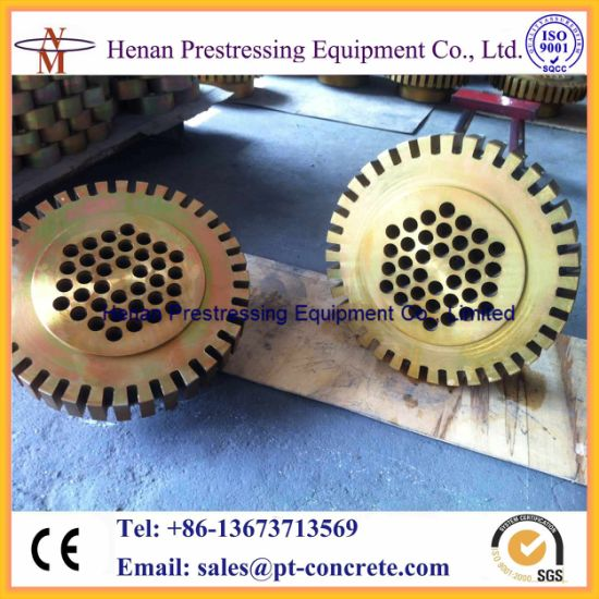 Post Tensioning Concrete Slab Anchorage Coupler