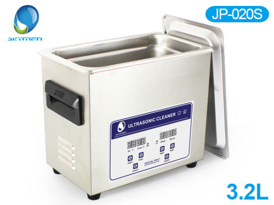 SUS304 1gal 3.2L Manufacturer Factory Digital Ultrasonic Cleaner From China pictures & photos