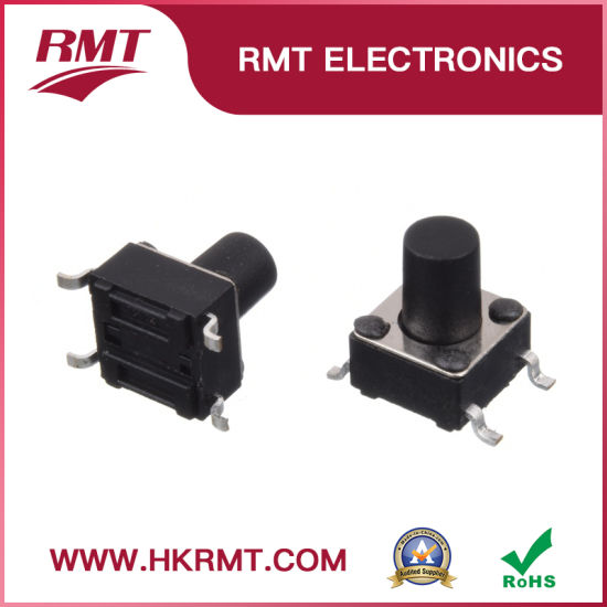 Push Button Switch Tact Switch Microswitch for PCB (TS-1102S)