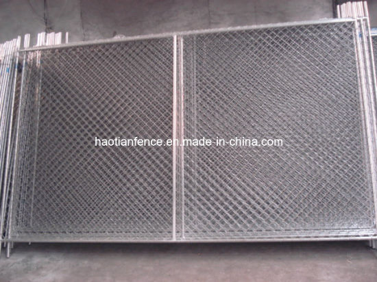 6ft X 8ft Temporary Chain Link Fence Panels