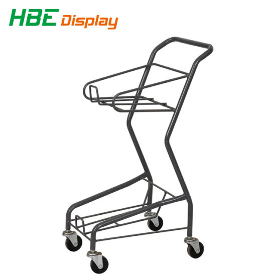 Aluminium Shopping Cart for Convenience Stores and Supermarket pictures & photos