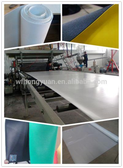 China Waterrpoofing Membrane / PVC Pond Liner / PVC Membrane