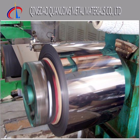 Prime Quality Cold Rolled Stainless Steel Coil pictures & photos