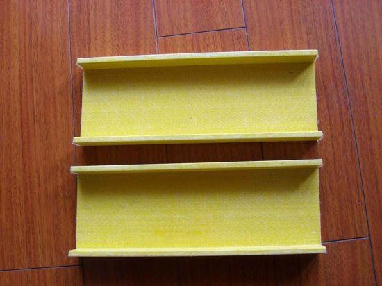UV Resistant High Strength GRP Channel, FRP Channel Fiberglass Channel