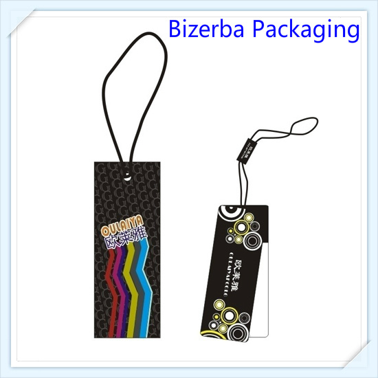 Promotional Custom Logo Printing Paper Hang Tag pictures & photos