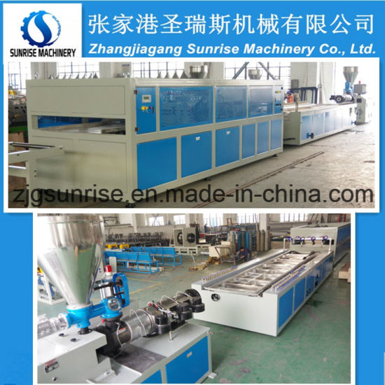 PVC Profile Producing Line