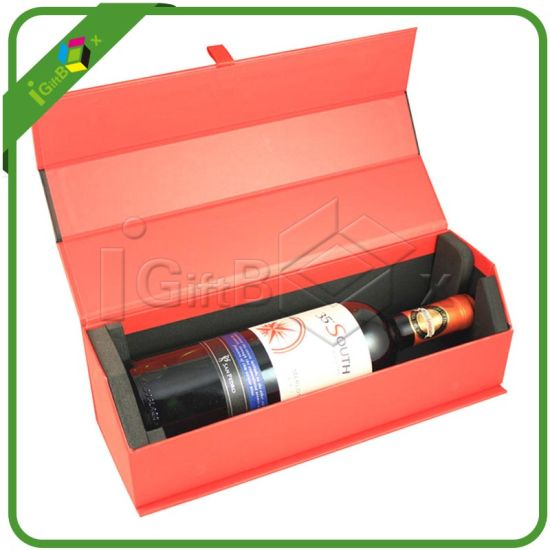 High End Magnetic Wine Gift Box pictures & photos