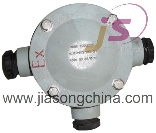 China Flameproof Fuel Dispenser Ex Junction Box - China
