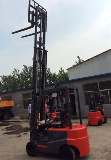 Top Quality 500kg Mini Electric Forklifts Truck for Sale Cpd500