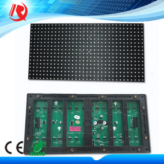 Advertising LED Display RGB Full Color SMD P10 Outdoor LED Module pictures & photos