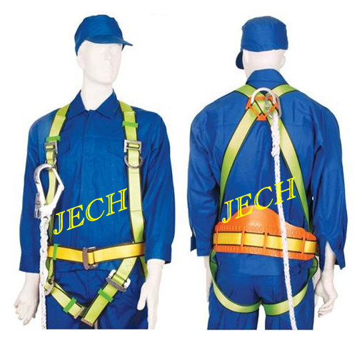 Full Body & Safety Harness (JE1003) pictures & photos