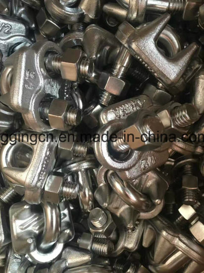 Drop Forged Wire Rope Clip pictures & photos