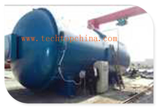 Laminated Glass High Pressure Reactor Autoclave Factory Price pictures & photos
