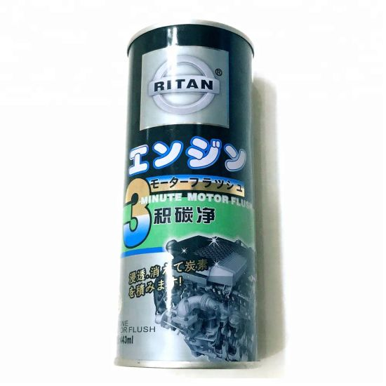 Environmental Engine Flush Oil Factory Price Automobile 3 Minute Motor Flush Spray